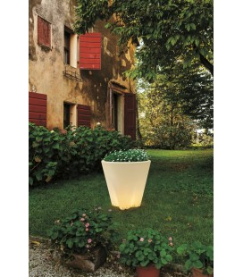 Flower_FL Pot Outdoor Medium